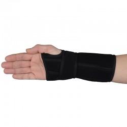 Premium comfort and stability plaukstas locītavas fiksējoša ortoze karpala kanāla sindromam medicīniskais apsējs ar šinām