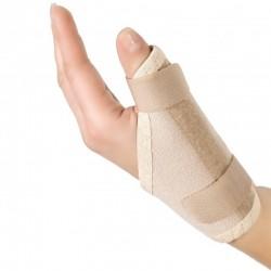 Strong plaukstas locītavas un rokas liela pirksta fiksējoša ortoze medicīniskais apsējs ar metālisko šinu