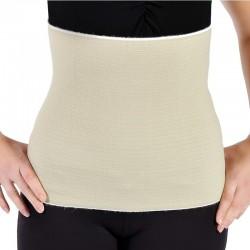 Comfort sildoša muguras josta ar vilnu H28,5cm radikulīta un neirīta bandāža medicīniskā elastīgā mīksta ortoze