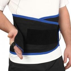 Comfort basic muguras josta bandāža ortoze H 24cm Jostasvietas fiksācijai ar lencēm bez stieņiem medicīniskā fiksējoša korsete