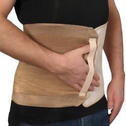 Elastīga pēc operācijas savelkoša fiksējoša muguras un vēdera josta korsete pēcdzemdību medicīniskā bandāža
