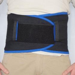 Comfort fixing muguras josta bandāža ortoze H 24cm Jostasvietas fiksācijai ar lencēm un šinām medicīniskā fiksējoša korsete