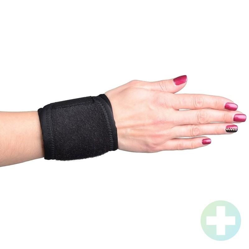 Strong one size plaukstas locītavas ortoze medicīniskais regulējamais apsējs fiksējoša bandāža sportam un smaguma celšana